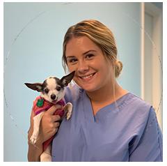 Jenna, Client & Patient Care